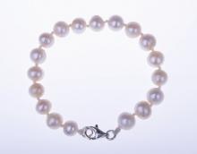 náramek - říční perly