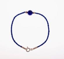 náramek - lapis lazuli