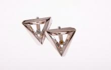 Manžetové knoflíčky - Penroseův trojúhelník