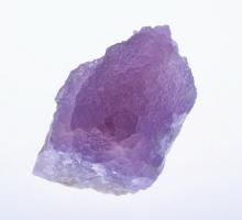 krystalický Ametyst -Chalcedon