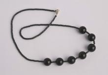 náhrdelník skoryl + hematit (prodáno)